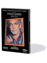 Steve Gadd - Steve Gadd - American Drummers Achievement Awards - Music Book