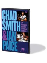 Chad Smith & Ian Paice - Live Performances, Interviews, Tech Talk and Soundcheck - Music Book