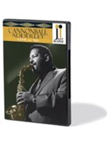 Jazz Icons: Cannonball Adderley, Live In '63 - Music Book