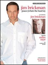 Peace (where The Heart Is) - Music Book