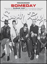 Sugar Ray - Someday - Music Book