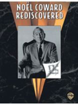 Noel Coward - Noel Coward Rediscovered - Music Book