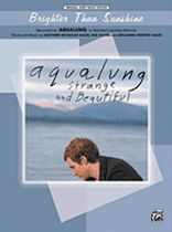 Aqualung - Brighter Than Sunshine - Music Book