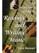 Dave Stewart - The Musician's Guide To Reading & Writing Music - Revised 2nd Ed. - Music Book