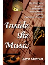 Dave Stewart - Inside the Music - Music Book
