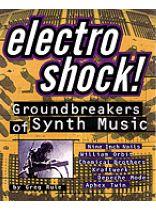 Greg Rule - Electro Shock! - Music Book