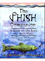 Phish - The Phish Companion - Music Book