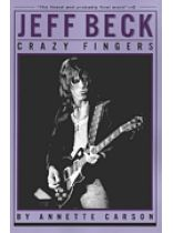 Jeff Beck - Jeff Beck - Crazy Fingers - Music Book