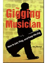 Billy Mitchell - The Gigging Musician - Music Book