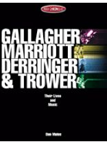 Gallagher, Marriott, Derringer & Trower - Music Book