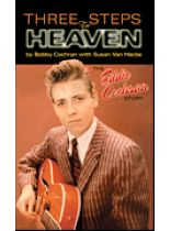 Eddie Cochran - Three Steps To Heaven - Music Book