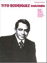 Tito Rodriguez - Tito Rodriguez Inolvidable - Music Book
