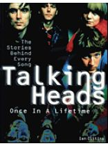 Talking Heads - Talking Heads - Once In a Lifetime - Music Book