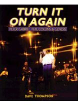 Turn It on Again - Peter Gabriel, Phil Collins and Genesis - Music Book