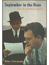 Nelson Riddle - September In the Rain - The Life of Nelson Riddle - Music Book