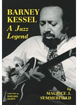 Barney Kessel - Barney Kessel - A Jazz Legend - Music Book