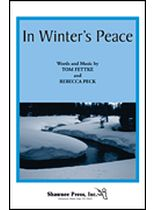 In Winter's Peace - Music Book