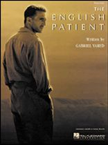 Gabriel Yared - The English Patient - Music Book