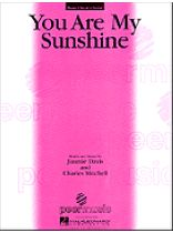You Are My Sunshine - Music Book