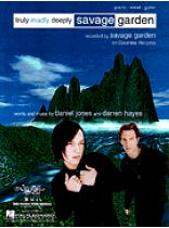 Savage Garden - Truly Madly Deeply - Music Book