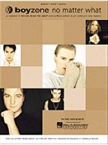 Boyzone - No Matter What - Music Book