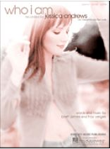 Jessica Andrews - Who I Am - Music Book