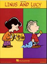 Linus and Lucy - Sheet Music Book