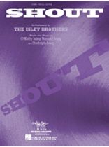 The Isley Brothers - Shout - Music Book