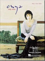 Enya - Only Time - Music Book