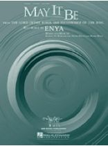 Enya - May It Be - Music Book