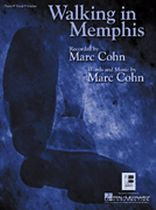 Marc Cohn - Walking In Memphis - Music Book