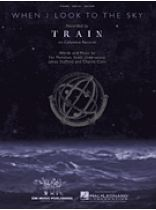 Train - When I Look To the Sky - Music Book