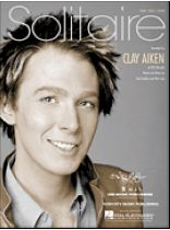 Clay Aiken - Solitaire - Music Book