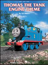 Ed Welch - Thomas the Tank Engine - Music Book