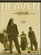 Los Lonely Boys - Heaven - Music Book