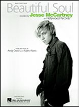 Jesse McCartney - Beautiful Soul - Music Book