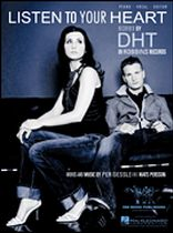 D.H.T. - Listen To Your Heart - Music Book