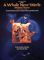 A Whole New World - Music Book