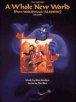 Alan Menken - A Whole New World - Music Book