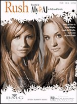 Aly & AJ - Rush - Music Book