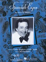 Spanish Eyes - Music Book