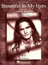 Joshua Kadison - Beautiful In My Eyes - Music Book
