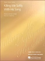 Charles Fox - Killing Me Softly With His Song - Music Book