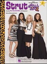 Jamie Houston - Strut - From the Disney Channel Original Movie The Cheetah Girls 2 - Music Book