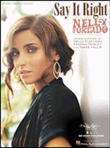 Nelly Furtado - Say It Right - Music Book