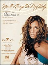 Sara Evans - You'll Always Be My Baby - Music Book