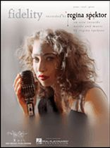 Regina Spektor - Fidelity - Music Book