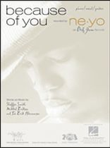 Ne-Yo - Because of You - Music Book