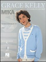 Mika - Grace Kelly - Music Book