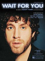 Elliott Yamin - Wait for You - Music Book